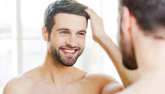 saç dökülme nedenleri